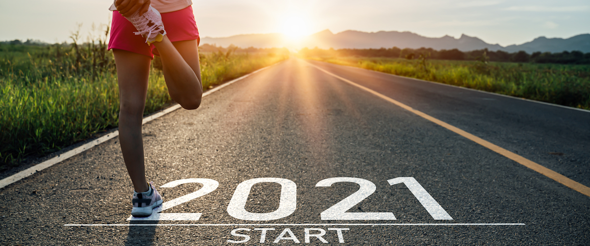 The most important steps to reach your New Year fitness goals